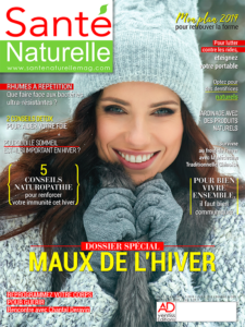 Couverture Santé Naturelle Janvier 2019